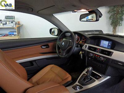 BMW 320d coupe negru 2