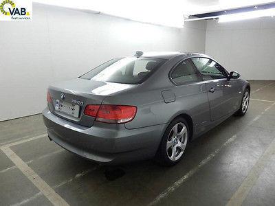 BMW 320d gri 1